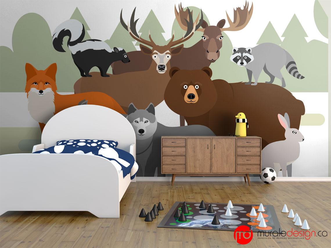 Id es d co pour une chambre d enfant - Idees deco chambre enfant ...