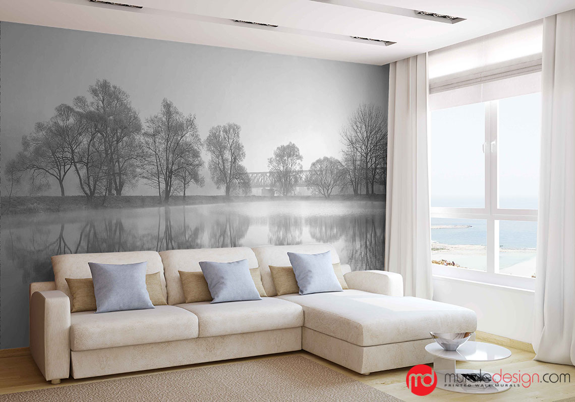 Printed wall murals: The new trend for your home! | Muraledesign.ca