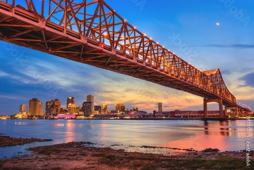 New Orleans Bridge