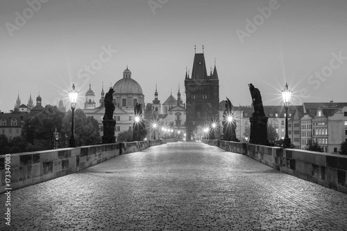 Charles V bridge, Prague
