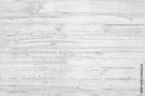 Gray concrete rough wall with wooden veining background