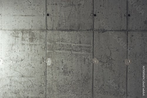 Raw Concrete Wall Background